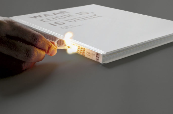 A book to ignite