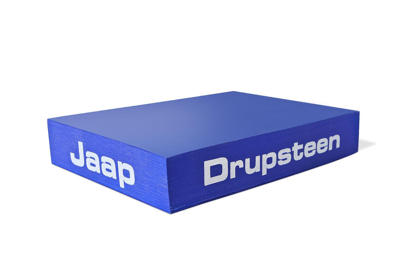 Jaap Drupsteen – Designer | Explorer book