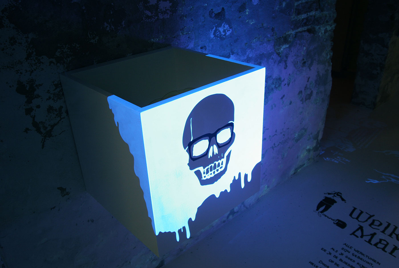 Torture Basement Exhibition