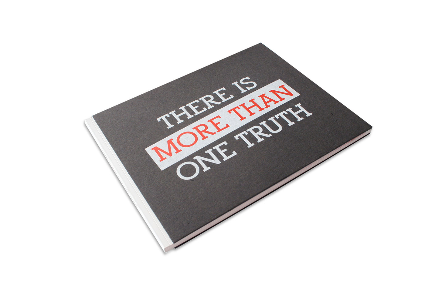 VJ There is More Than One Truth Book