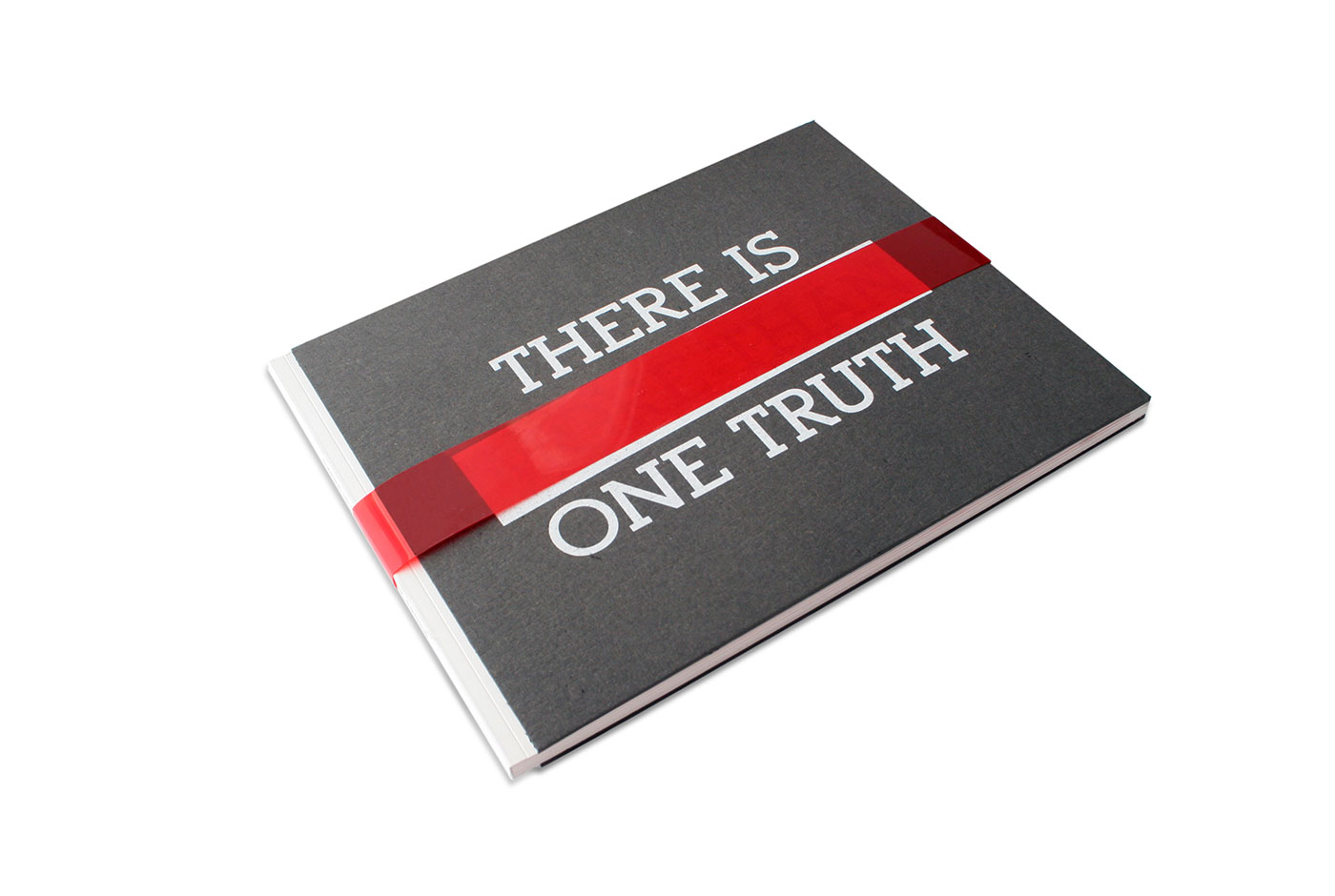 VJ There is More Than One Truth Book hidden message