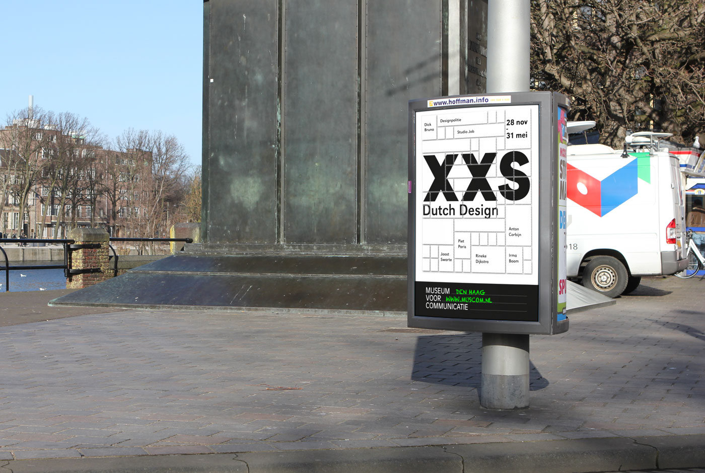 XXS Dutch Design Identity