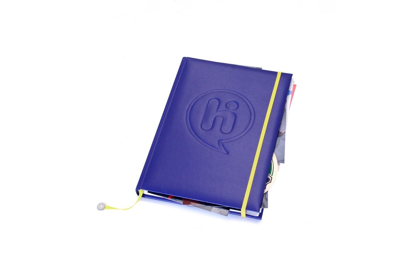 Hi Brand Book cover