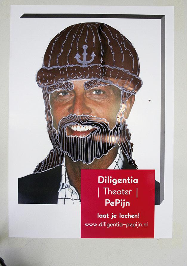 Diligentia poster Campaign