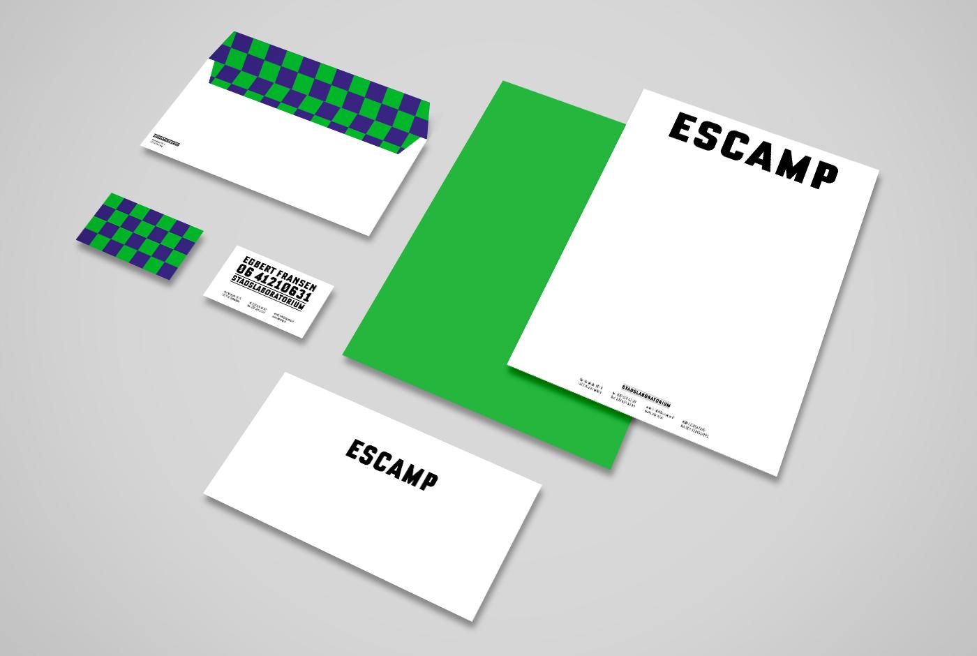 Escamp Identity