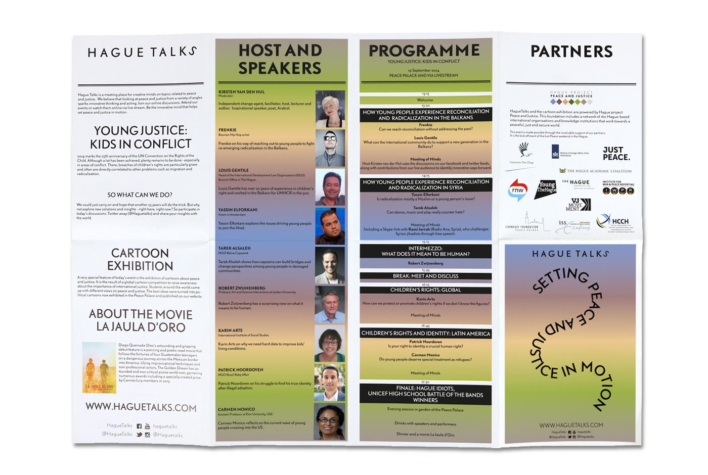 Hague Talks Identity