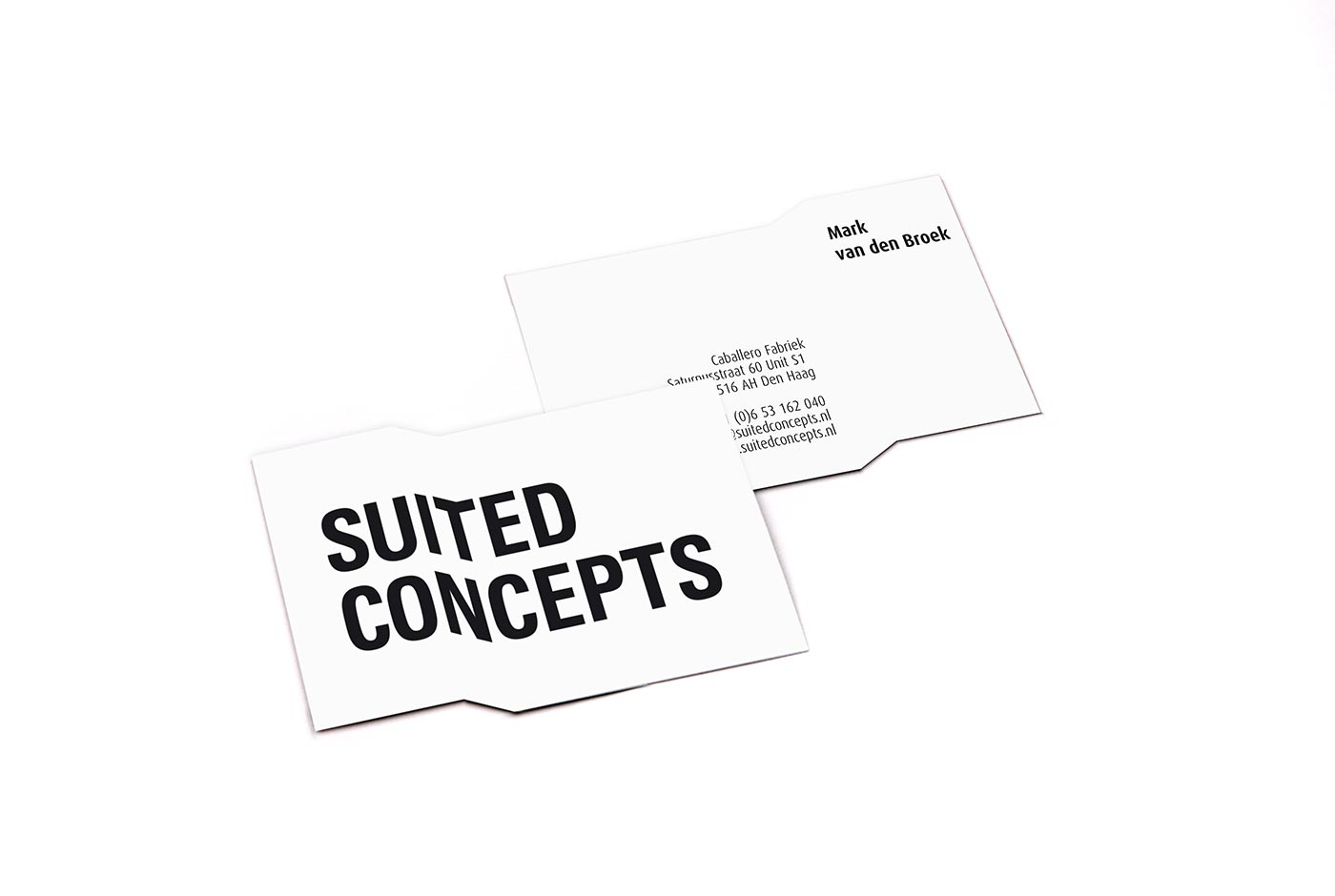 Suited Concepts identity