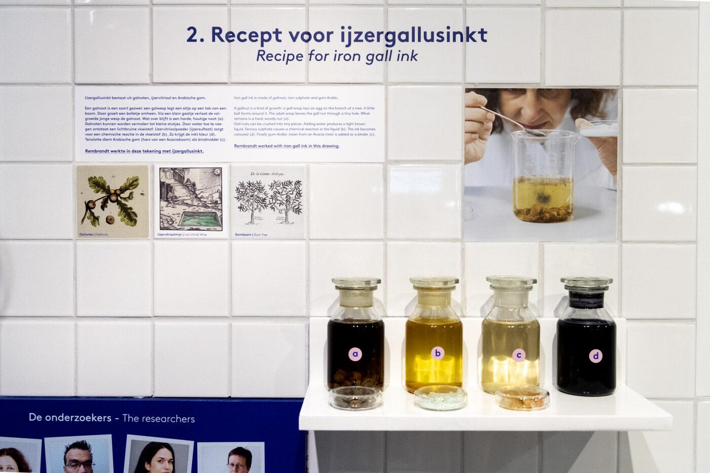 Laboratory Rembrandt